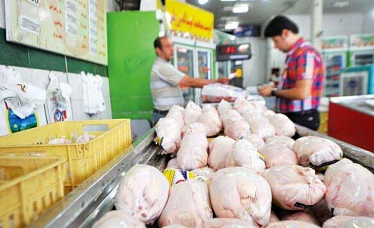 قطعی برق باعث کمبود مرغ شده؟