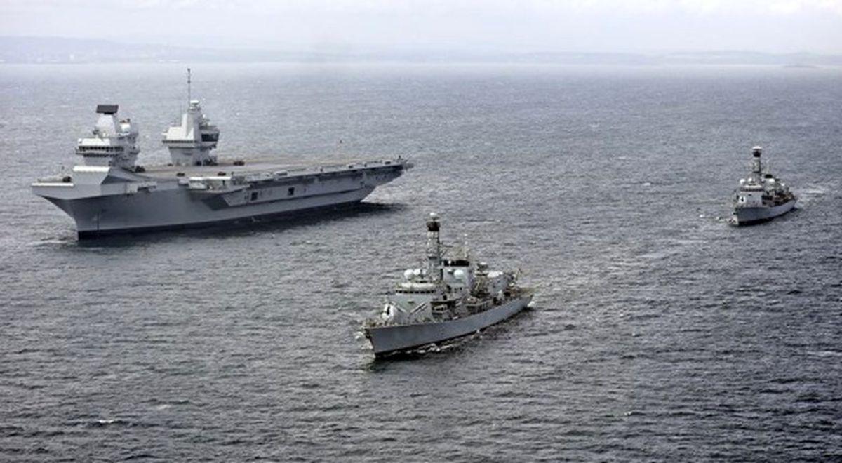 استفاده از بالگرد برای ردیابی حضور نیروهای روس در آب های انگلیس + جزئیات