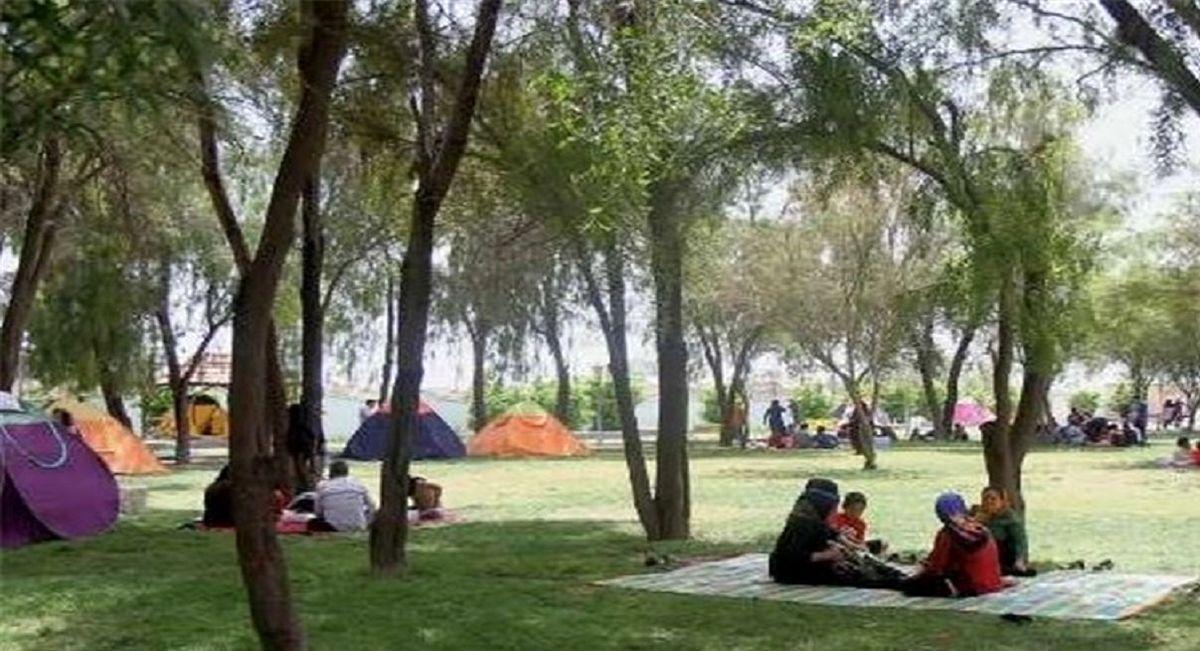 ورود به بوستان ها و پارک ها جریمه دارد؟