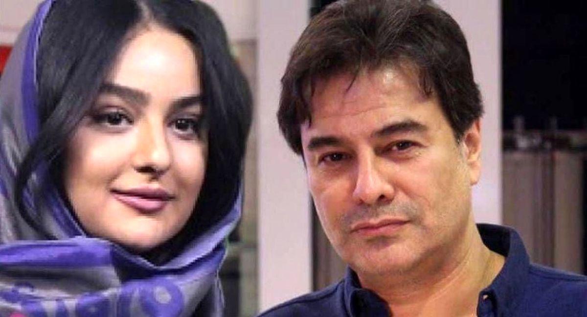 عاشقانه جدید پیمان قاسم خانی و همسرش +عکس دیده نشده