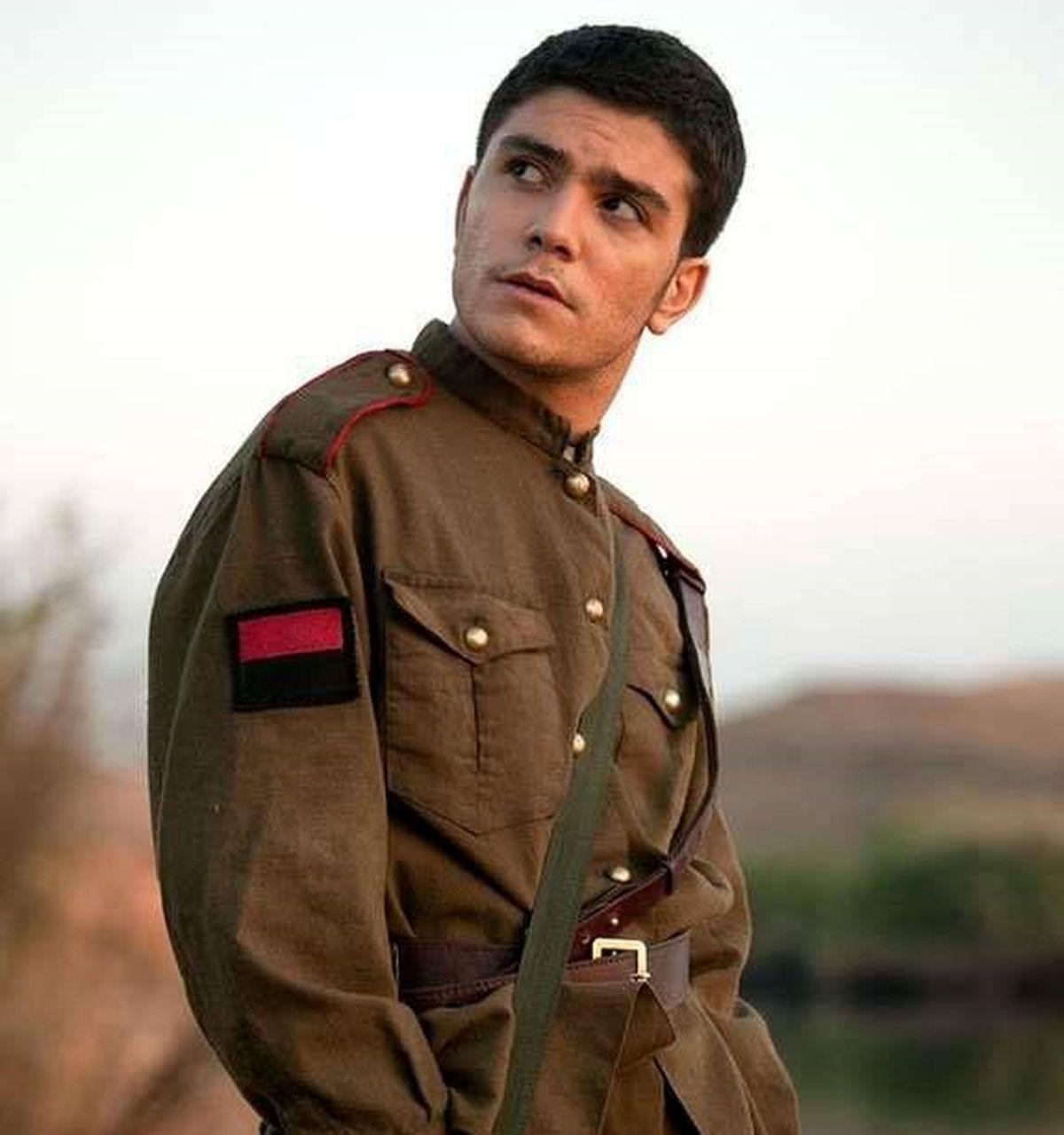 آصف سریال یاور : آرزو دارم تا اخر عمر در سینما بمانم