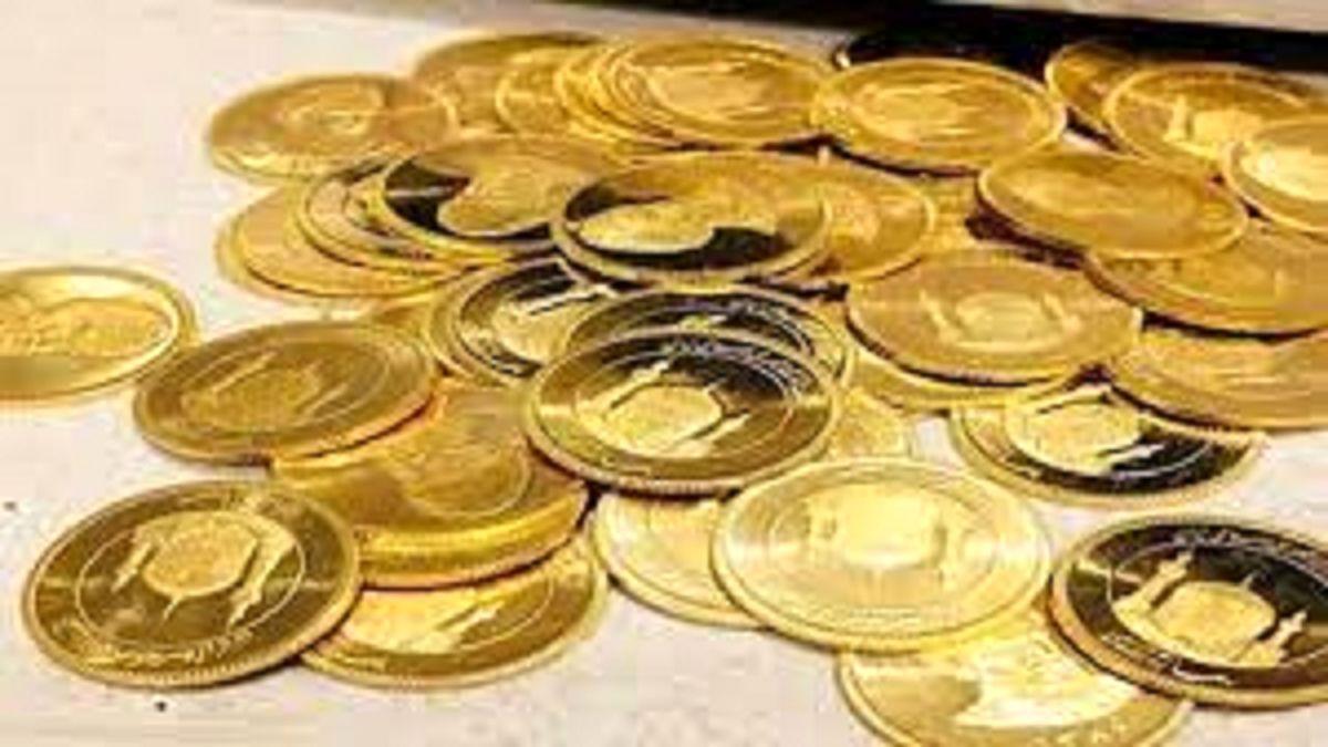 ریزش قیمت سکه در بازار آزاد